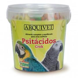 Psitácidos Crock