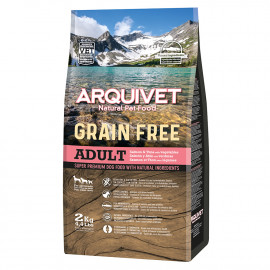 Arquivet Dog Grain Free Salmon & Tuna