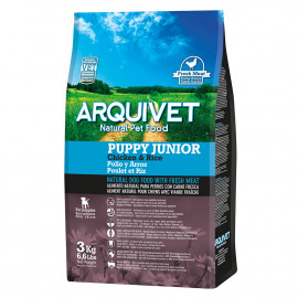 Arquivet Dog Puppy Junior / Pollo y Arroz