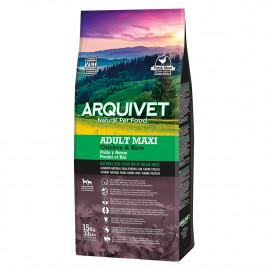 Arquivet Dog Adult Maxi / Pollo y Arroz