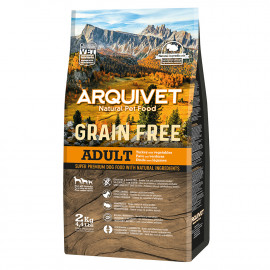 Arquivet Dog Grain Free Adult Turkey