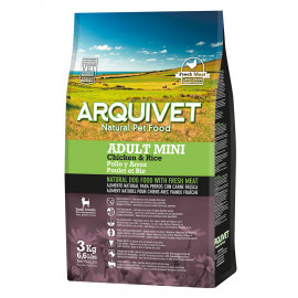 Arquivet Dog Adult Mini / Pollo y Arroz