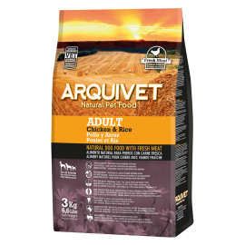 Arquivet Dog Adult / Pollo y Arroz