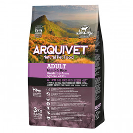 Arquivet Dog Adult / Cordero y Arroz