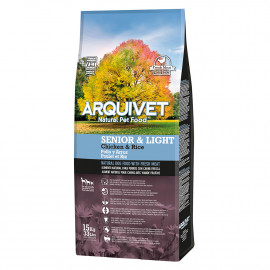 Arquivet Dog Senior & Light / Pollo y arroz